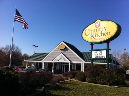 Country Kitchen Restaurant 205 E Cleveland Ave Warrensburg Mo Foods Carry Out Mapquest