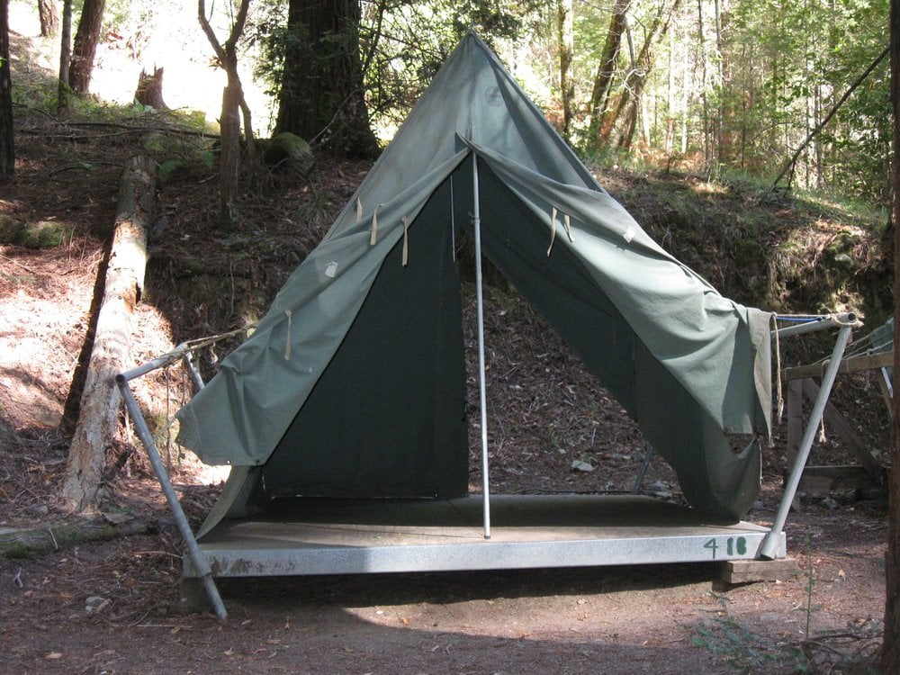 Photo of C& Royaneh - Boy Scouts of America - Cazadero CA United States & Tent platforms - Yelp