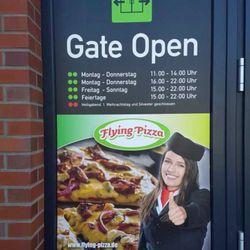 Flying Pizza Karte.Flying Pizza Wildeshausen Karte Creactie