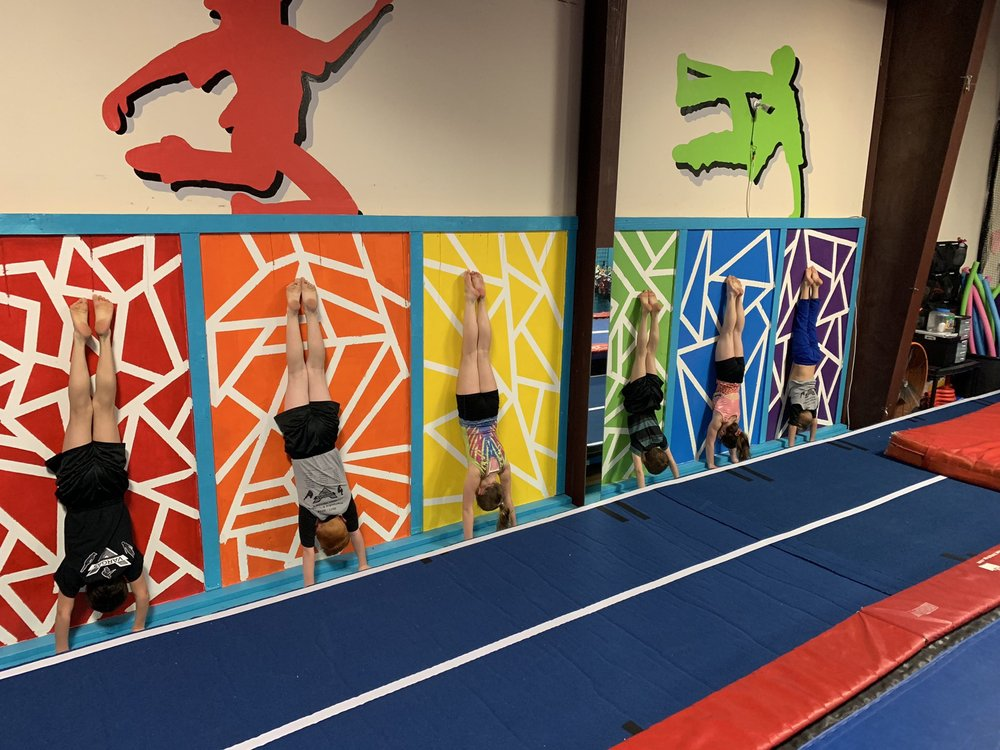 Vargas Academy of Gymnastic Arts: 1300 Green Hills Rd, Scotts Valley, CA