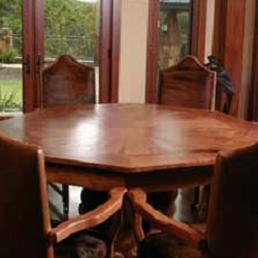 Texas Mesquite nightstand | My Sweet Life