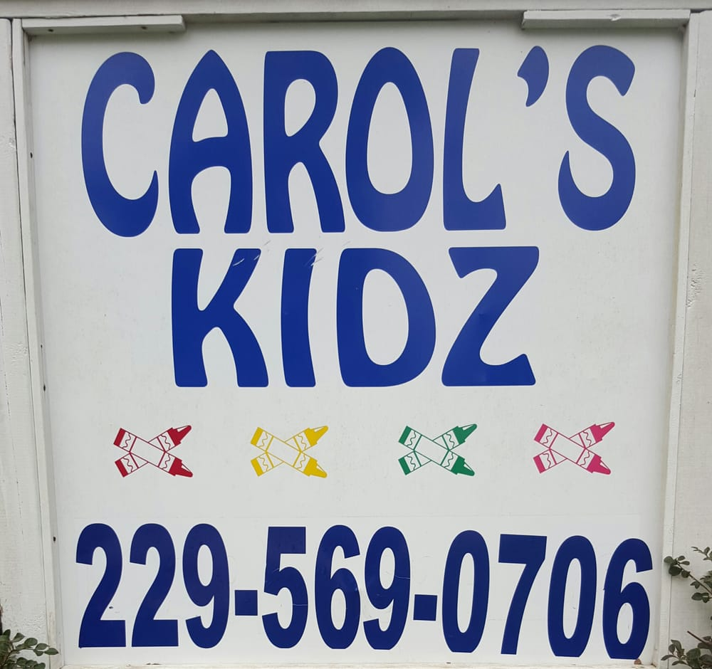 Carol's Kidz Early Care and Learning: 75 S Mill St, Lakeland, GA