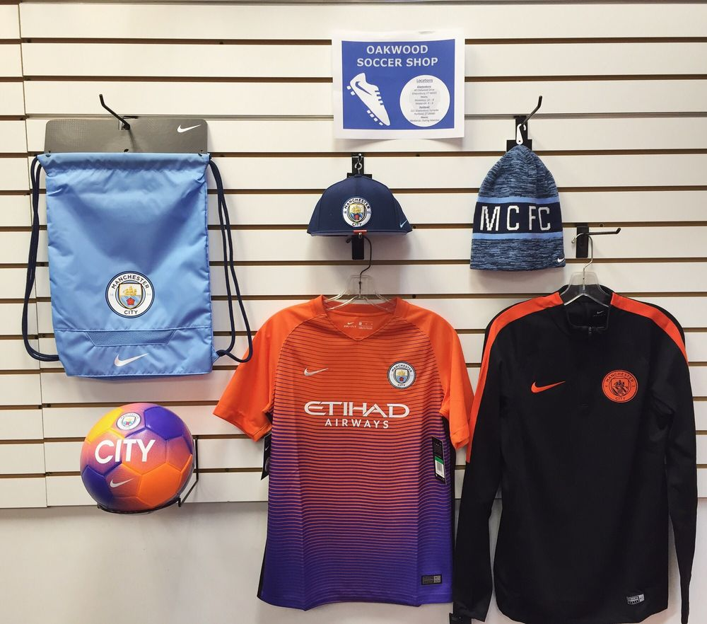 Oakwood Soccer Shop
