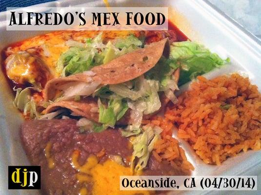 Alfredo S Mexican Food Oceanside Ca