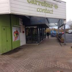 Carrefour Contact Grocery 1 Rue Du Moulin Pont De Vaux