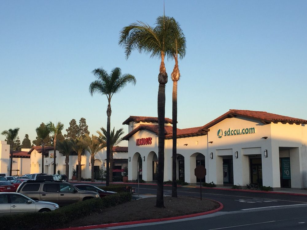 Rancho Bernardo Town Center: 11987 Bernardo Plaza Dr, San Diego, CA