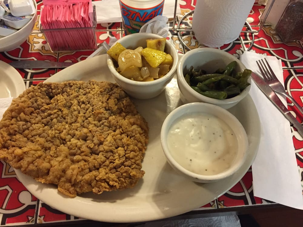 The Small Chicken Fried Steak Yelp