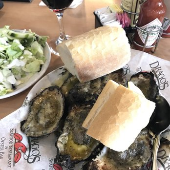 Photo Of Drago S Seafood Restaurant Metairie La United States Charbroiled Oysters
