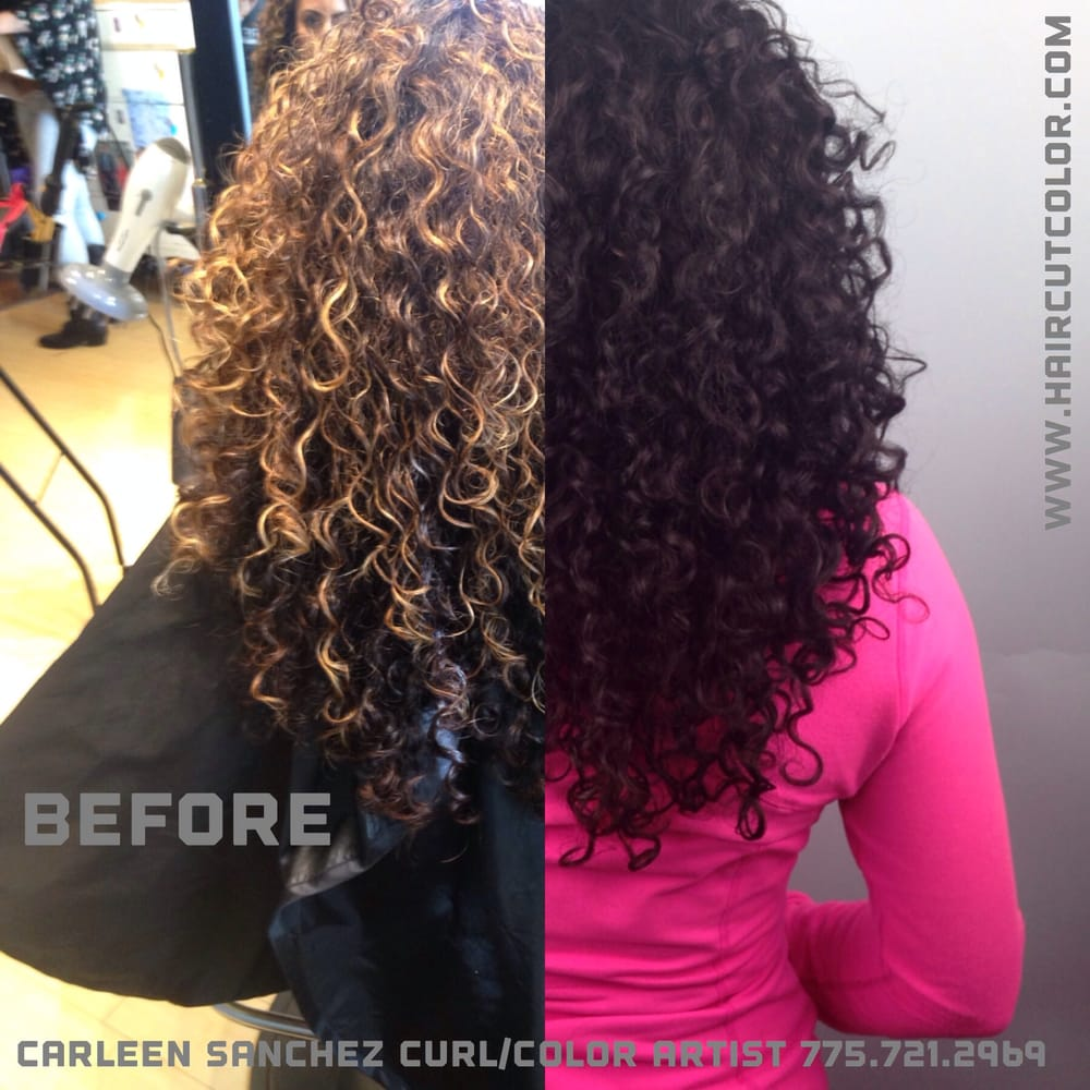 Type 3b 3c Coily Hair Transformation By Carleen Sanchez Yelp