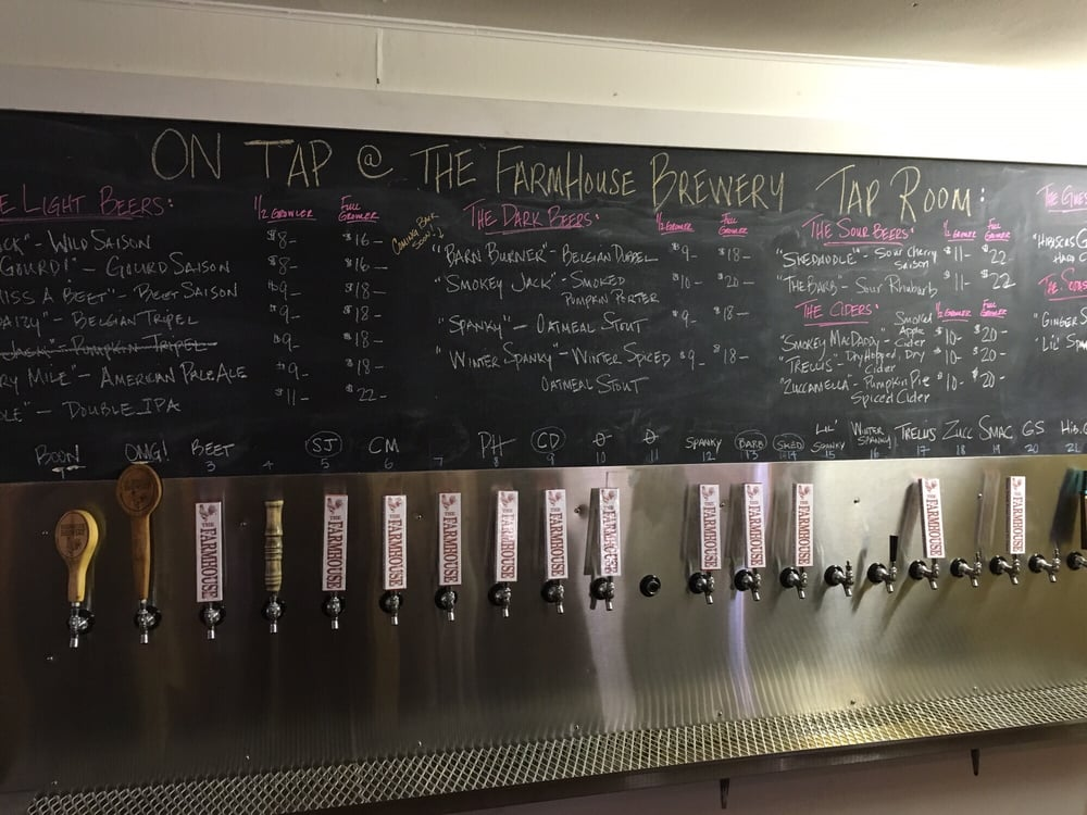 Farmhouse Brewery 15 Reviews Breweries 14 George St Owego NY United