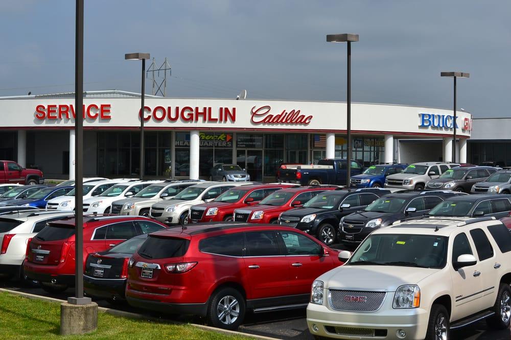 Coughlin Circleville GM: 24001 US Rt 23 S, Circleville, OH