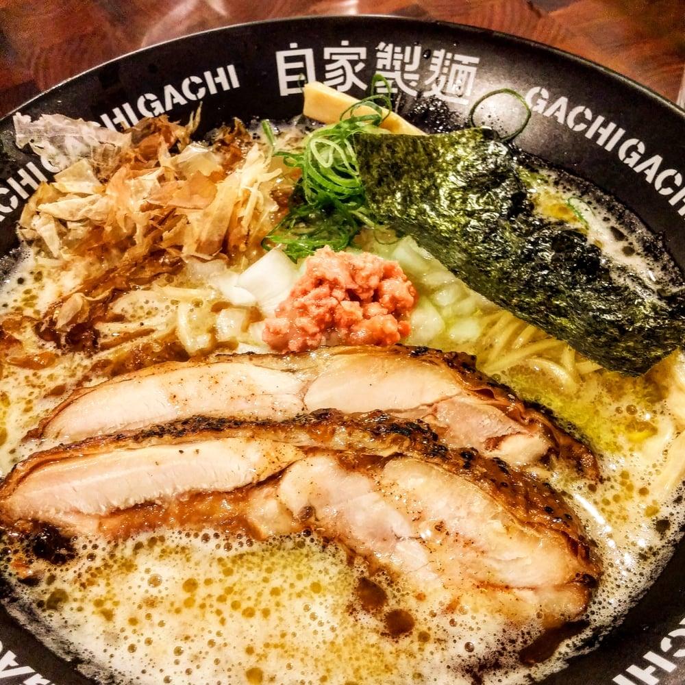 Nichōme Tsukemen Gachi