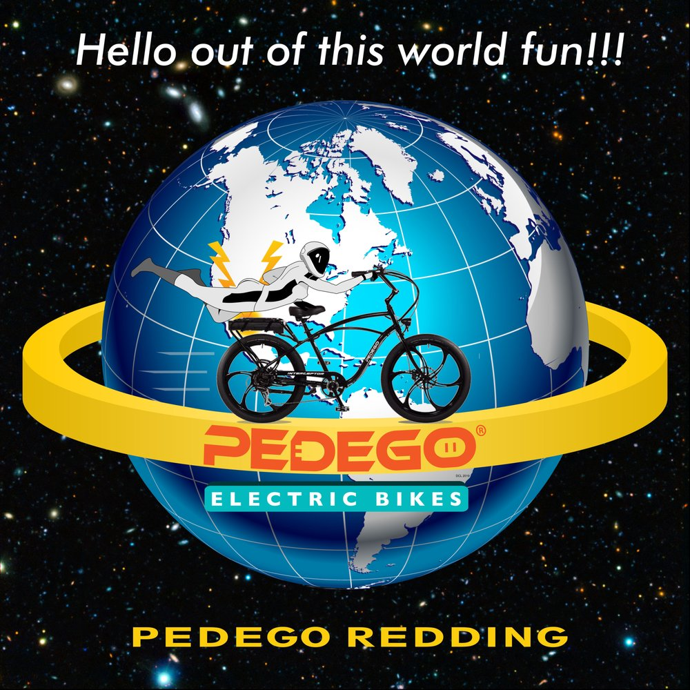 Pedego Electric Bikes Redding: 862 N. Market St., Redding, CA