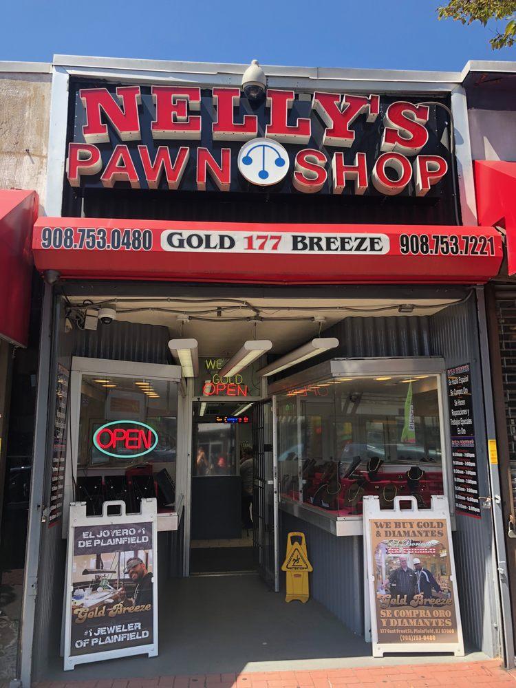 Nelly's Pawn Shop: 177 E Front St, Plainfield, NJ