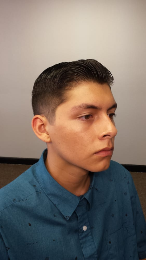 1 12 On Sides And Back Regular Haircut Straight Razor Shave On