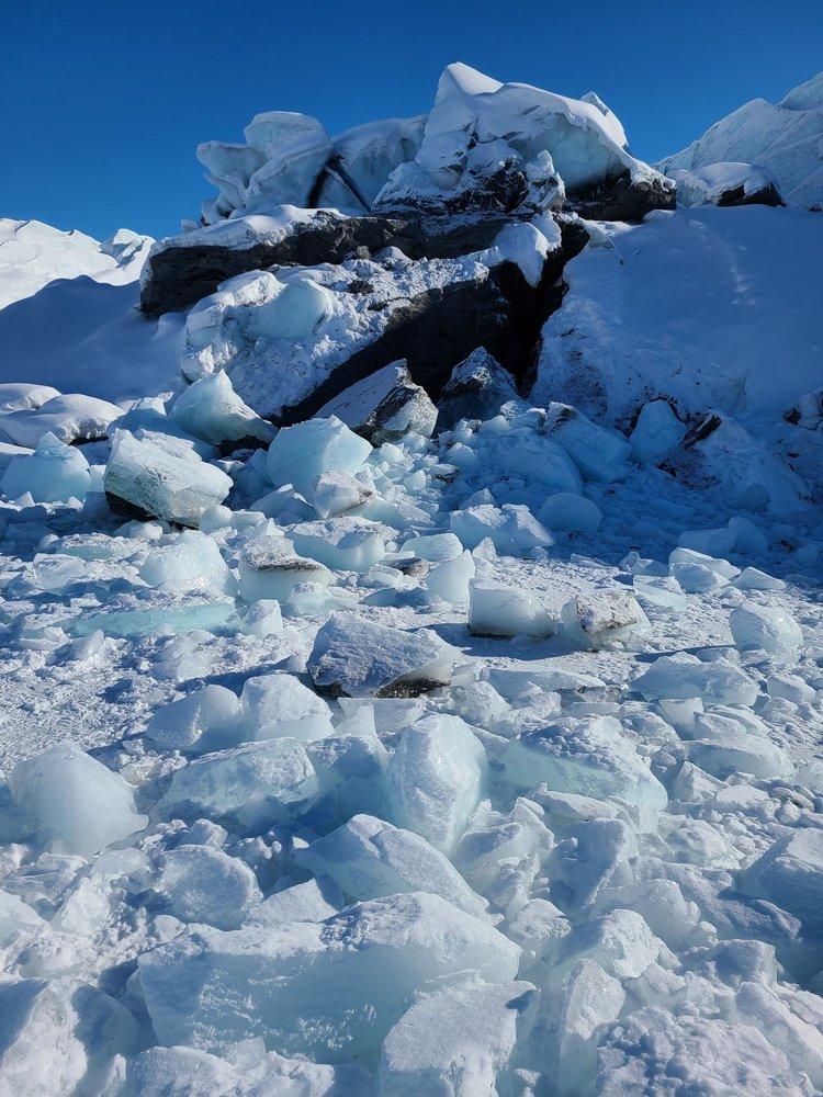 Matanuska Glacier: Sutton, AK