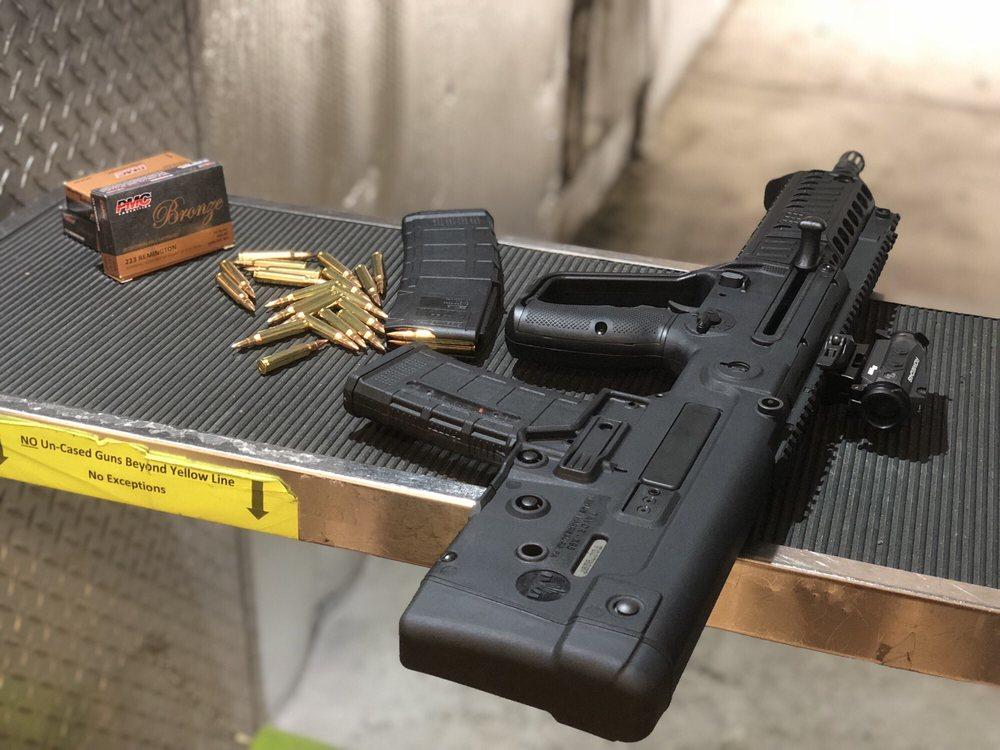 Florida Firearms Academy: 13317 W Hillsborough Ave, Tampa, FL