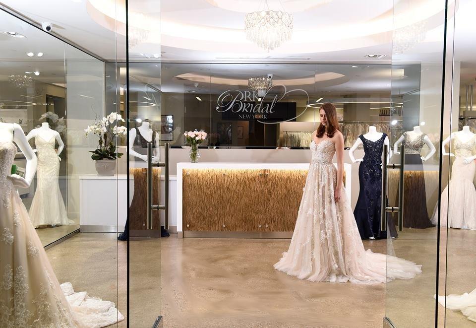 RK Bridal: 619 W 54th St, New York, NY