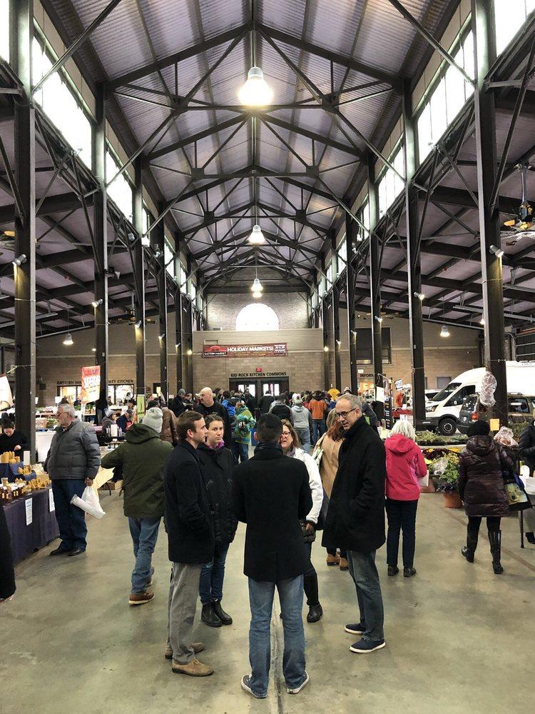 Eastern Market: 2934 Russell St, Detroit, MI