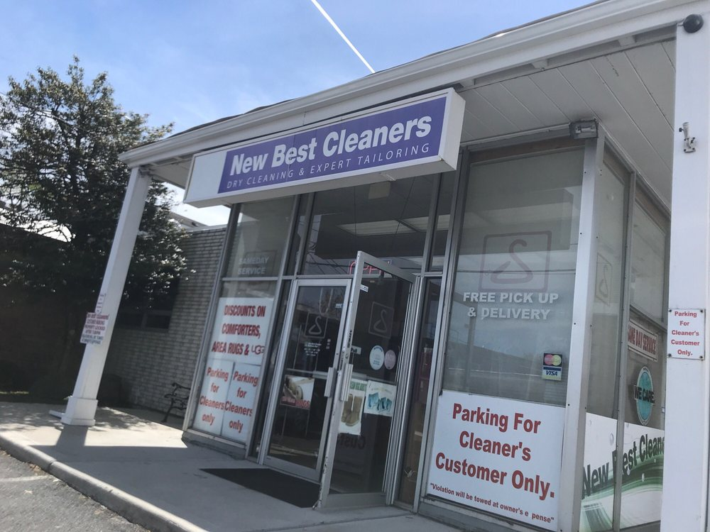 New Best Cleaners: 1502 Main St, Port Jefferson Station, NY