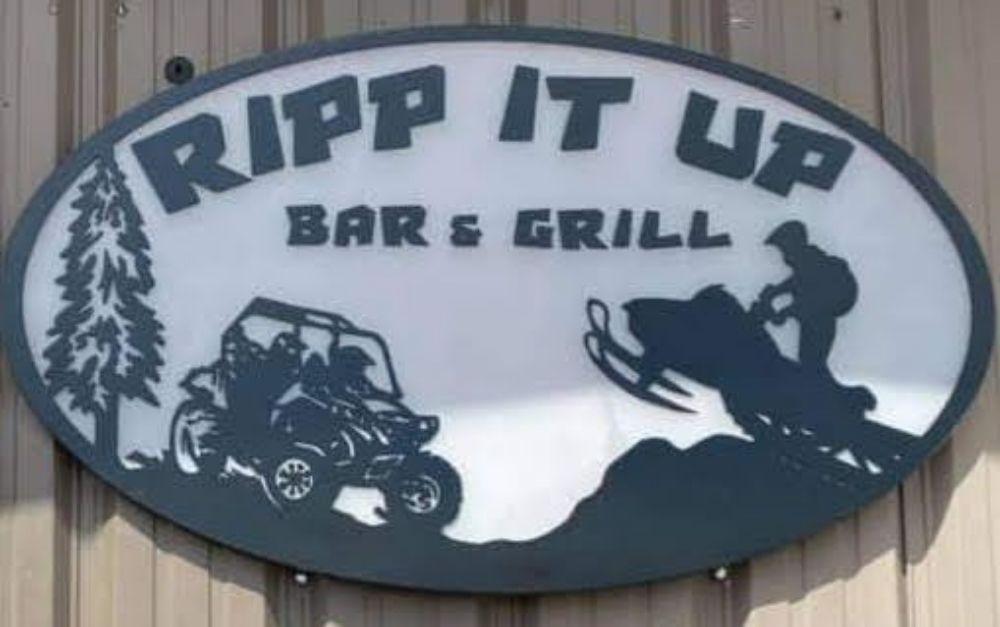 Ripp It Up Bar & Grill: 11701 W State Rd 27/70, Radisson, WI