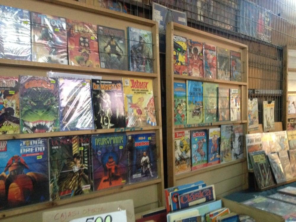 Libros cronopios librer as v ctor manuel 2250 barrio franklin rm santiago yelp - Libreria couceiro santiago ...