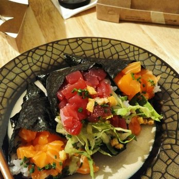 Yoobi vs Ten Ten Tei review – hand-to-hand sushi combat ...
