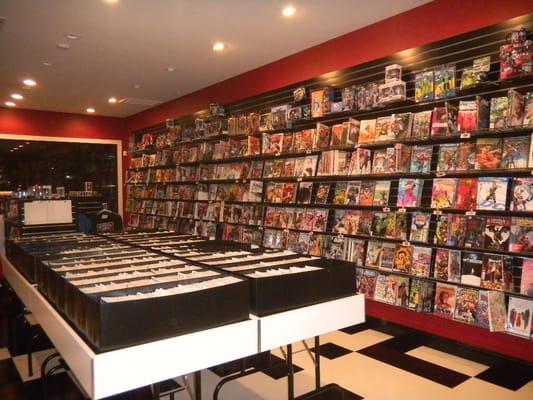 Black Cat Comics 176 S Main St Milpitas Ca Comic Books Mapquest