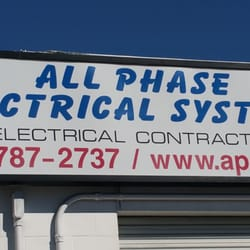 Photo Of All Phase Electrical Systems Van Nuys Ca United States