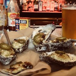 Photo Of Shucks Oyster Bar Anderson Sc United States Special Dish Jalapeño