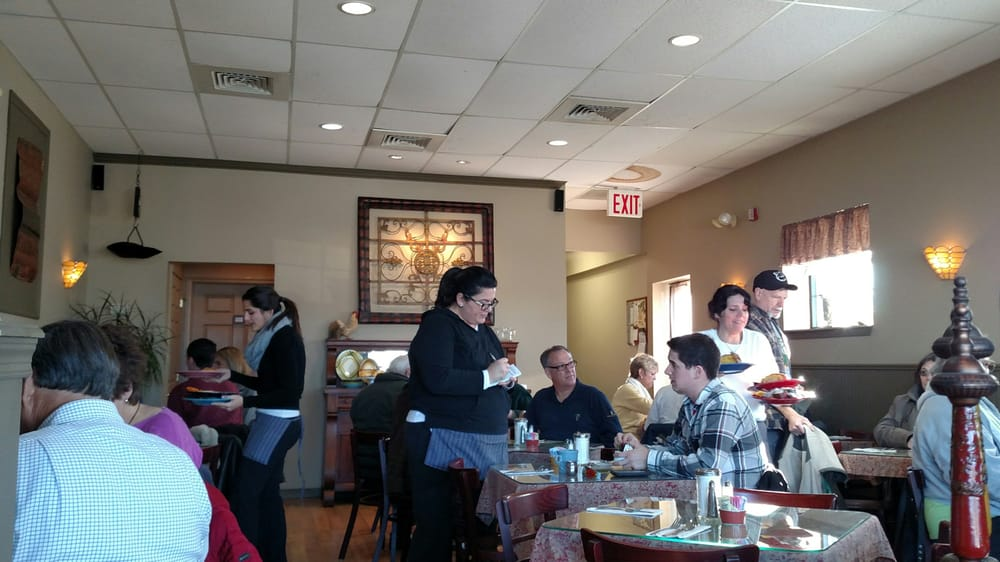 Breakfast Table Restaurant Easton Pa