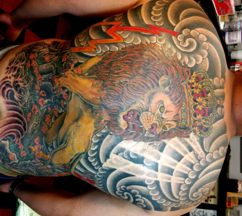 Picture Machine Tattoo: 5124 Geary Blvd, San Francisco, CA