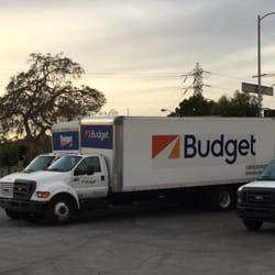 Budget truck rental pasadena ca