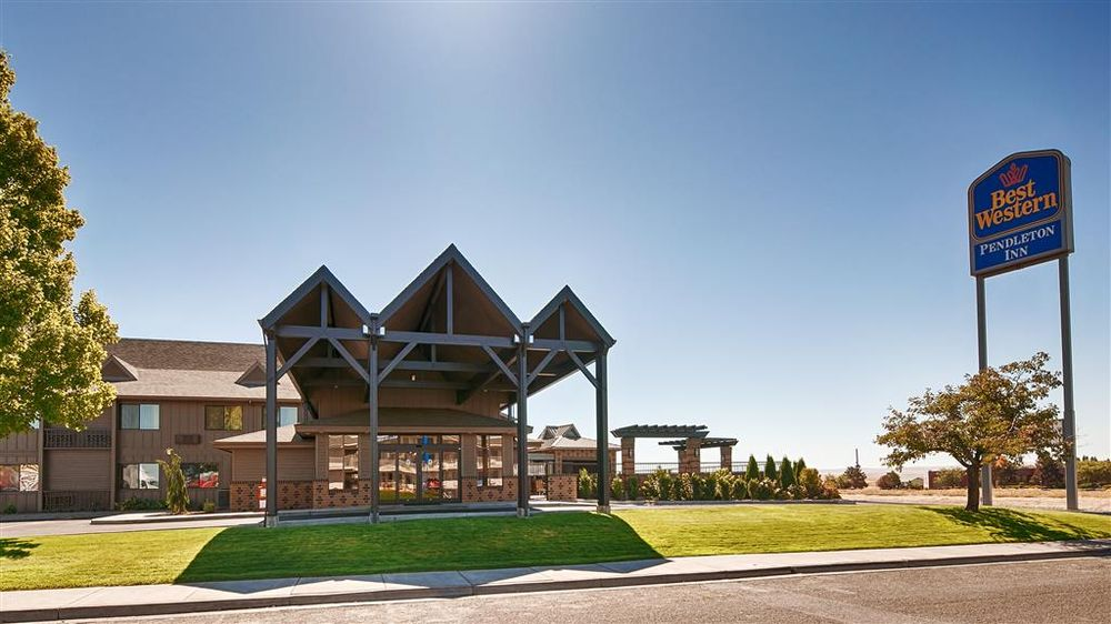 Best Western Pendleton Inn: 400 SE Nye Ave, Pendleton, OR