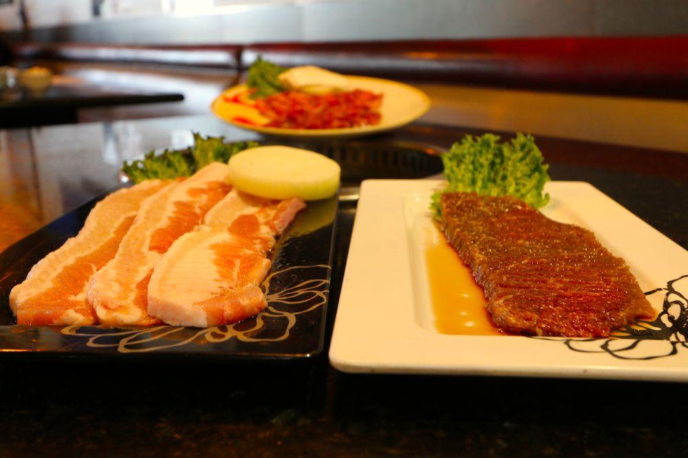 Manna Korean BBQ