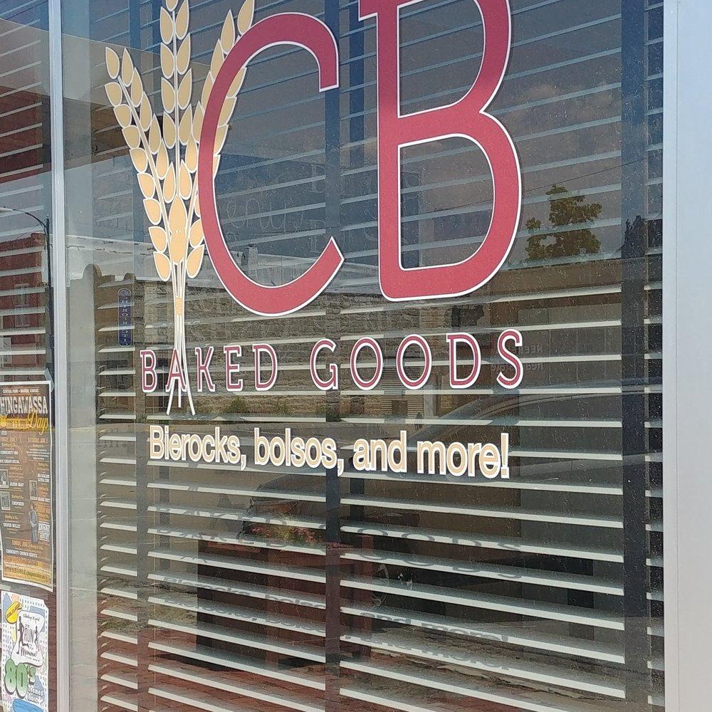 CB Baked Goods: 420 E Main St, Marion, KS