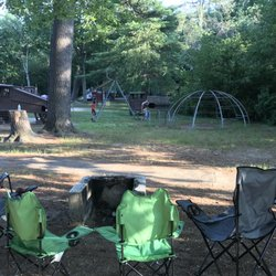 Photo of Canoe River C&ground - Mansfield MA United States. : canoe tents - memphite.com