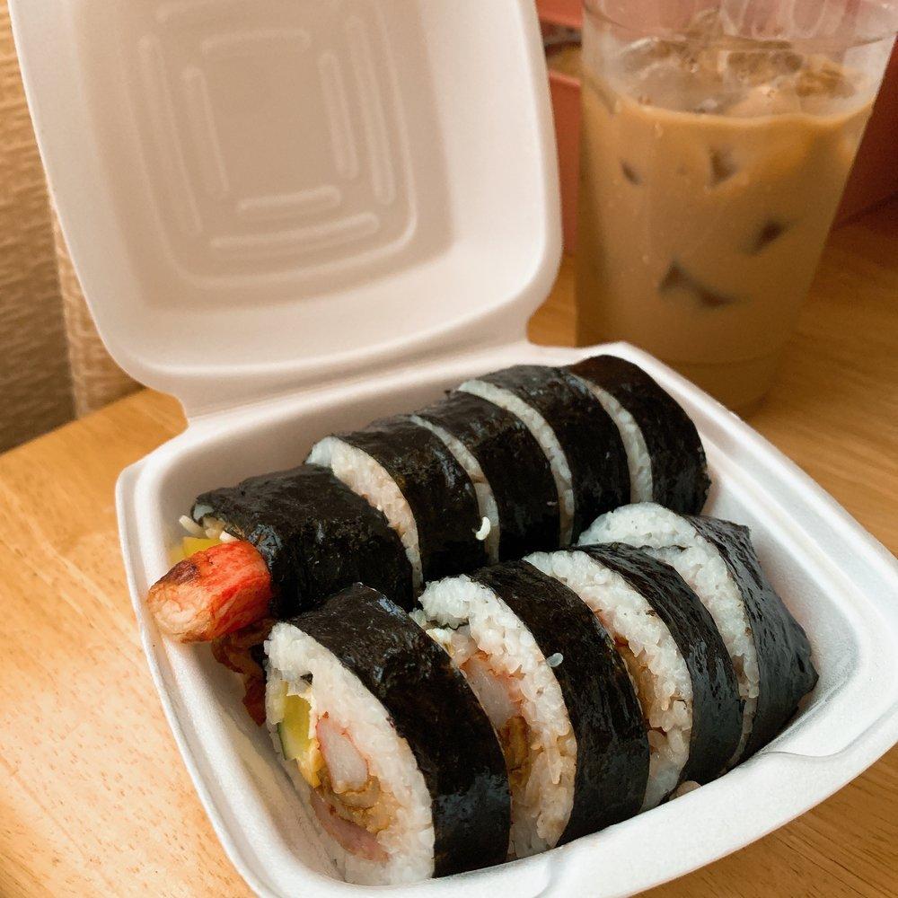 Food from Korean Bulgogi House