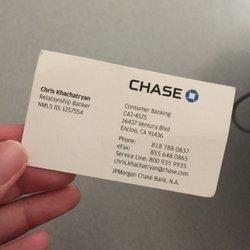 Chase bank 16 reviews banks credit unions 16437 ventura blvd photo of chase bank encino ca united states thank you chris khachatryan colourmoves