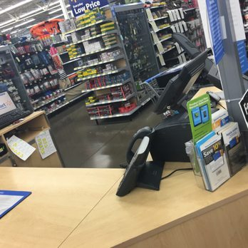 Walmart supercenter 59 photos 146 reviews department for Does walmart sell fishing license