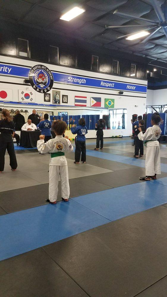 Tiger Martial Arts Academy - Portsmouth: 5801 Portsmouth Blvd, Portsmouth, VA