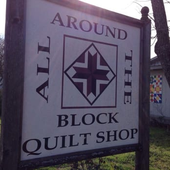 All Around The Block Quilt Shop Fabric Stores 979 N Leon St