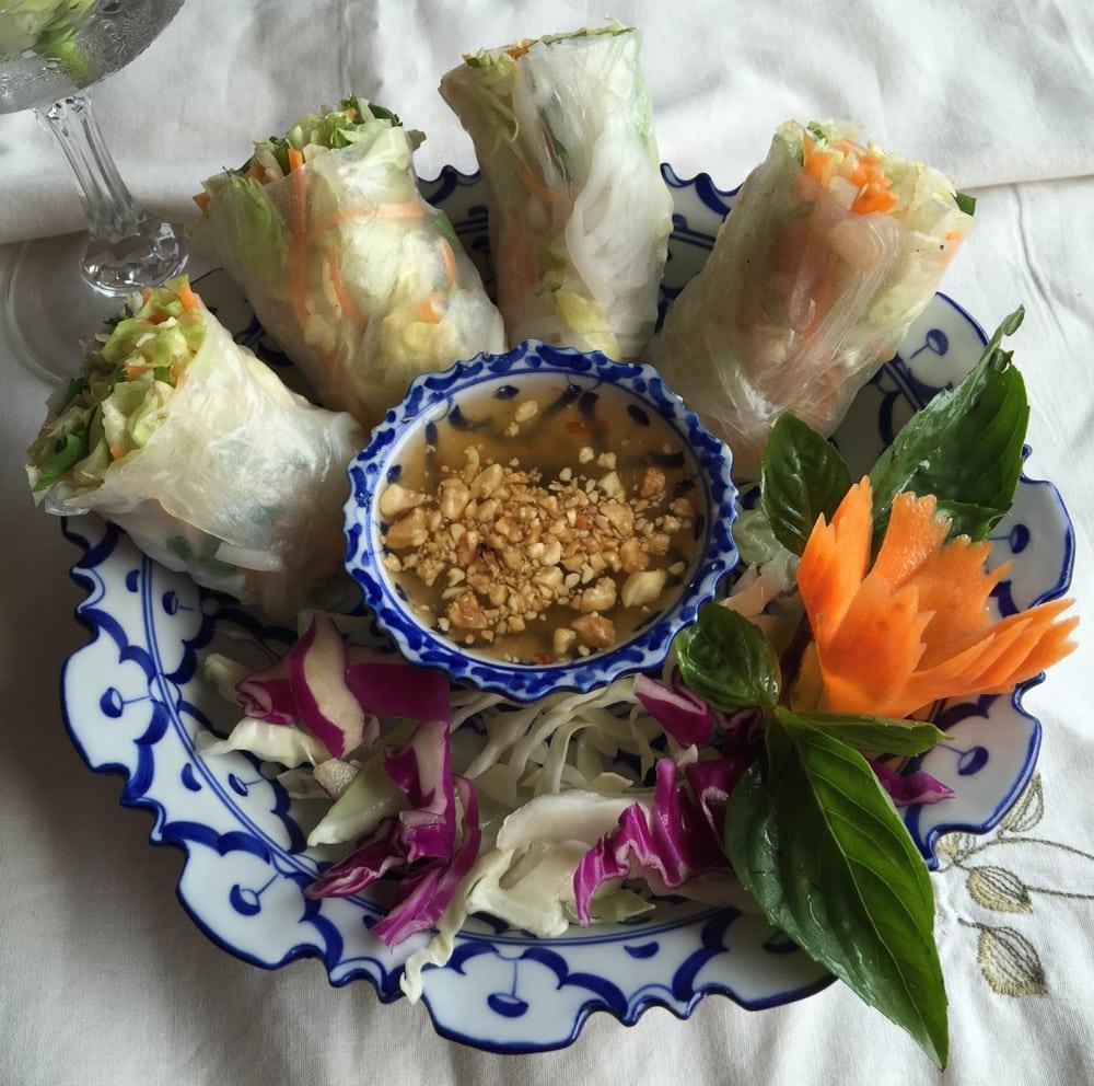 Bangkokville Thai Cuisine: 395 Haywood Ln, Nashville, TN