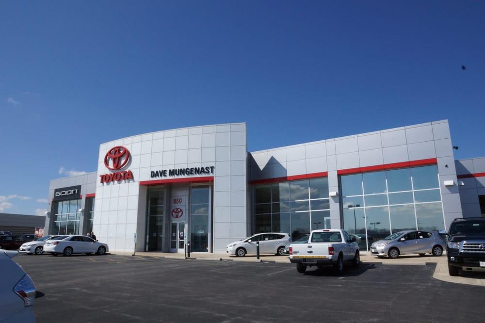 Mungenast Alton Toyota: 850 Homer M Adams Pkwy, Alton, IL