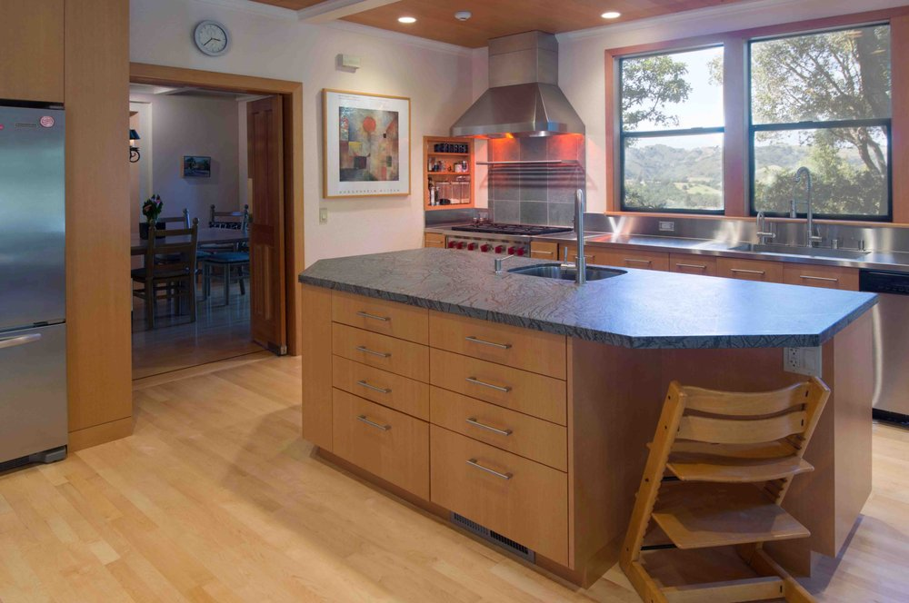 Carlene Anderson Kitchen Design Interior Design 5818 Balboa Dr Oakland Hills Oakland Ca