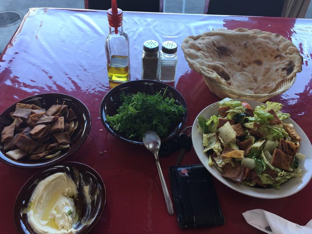 Mediterranean Food Near Glendale Ca