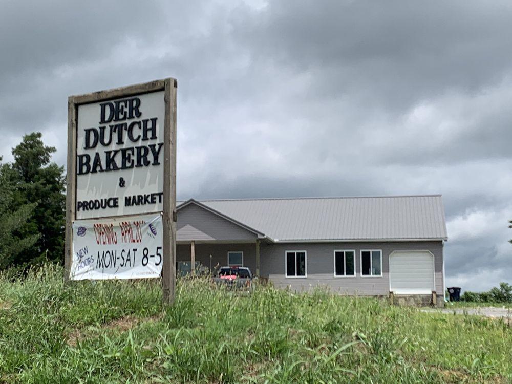 Der Dutch Bakery: 7080 Franklin Rd, Scottsville, KY