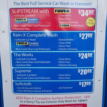 super station car wash coupon fremont ca