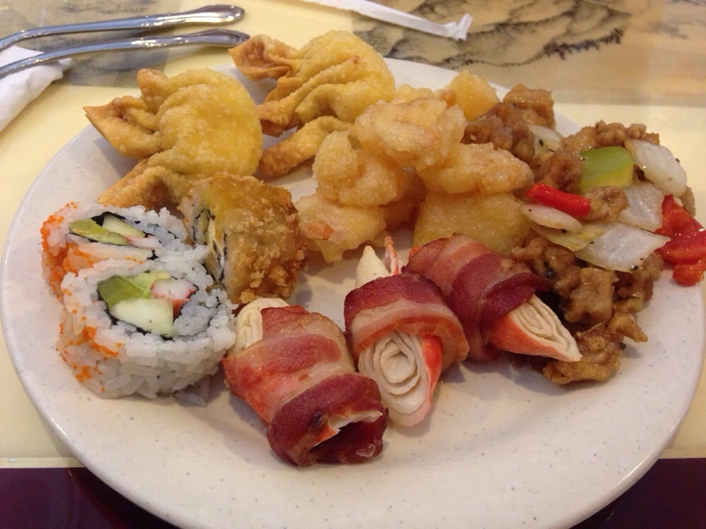East Buffet: 2906 N Summit St, Arkansas City, KS