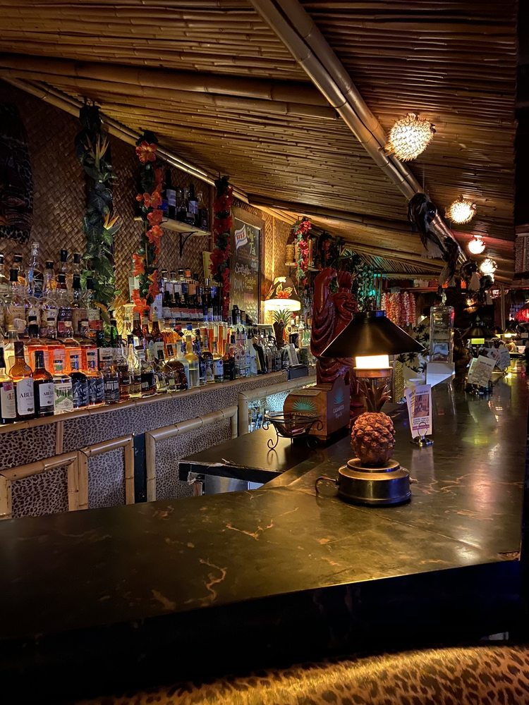 Hala Kahiki Tiki Bar & Lounge: 2834 River Rd, River Grove, IL